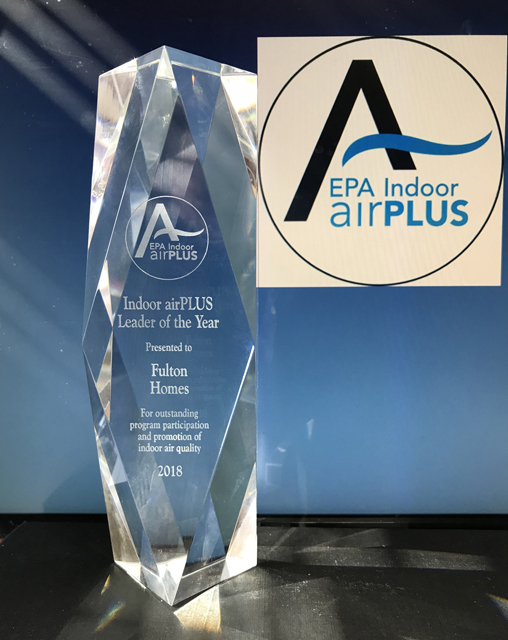 Indoor Air Plus Award