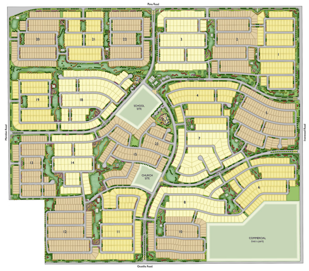 Ironwood Crossing Masterplan